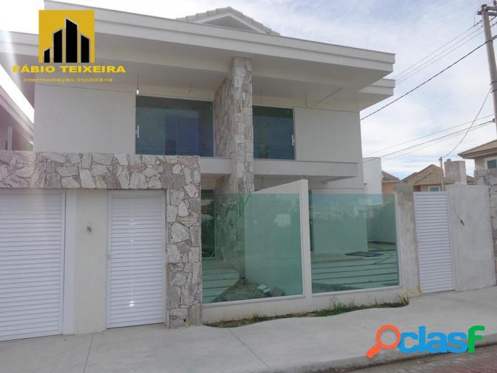 Casa à venda por R$ 790.000 - Novo Portinho - Cabo Frio/RJ 3