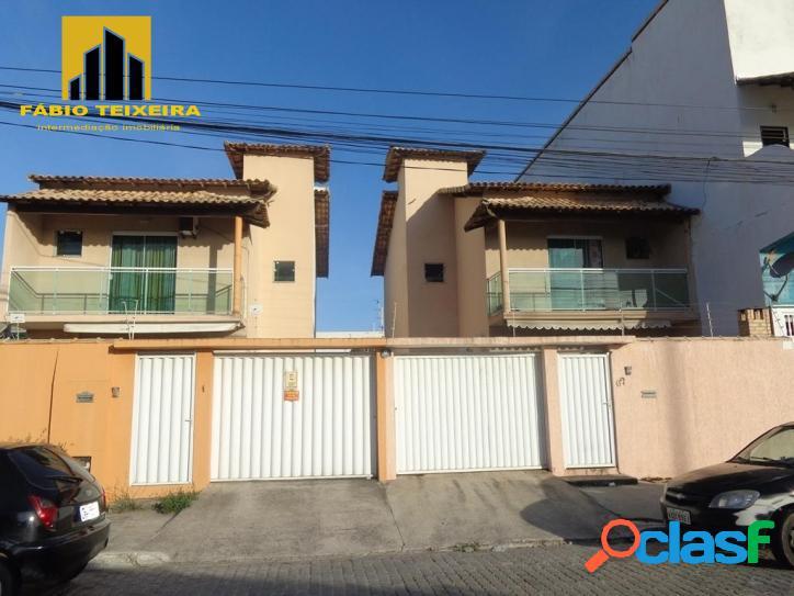 Casa com 4 dormitórios à venda, 123 m² por r$ 650.000 - portinho - cabo frio/rj