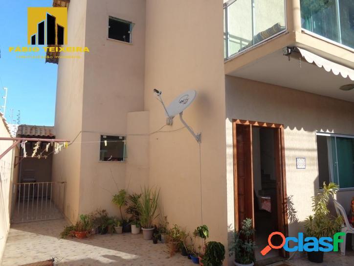 Casa com 4 dormitórios à venda, 123 m² por R$ 650.000 - Portinho - Cabo Frio/RJ 1