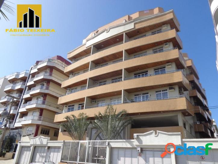 Cobertura com 3 dormitórios à venda, 140 m² por r$ 680.000 - braga - cabo frio/rj