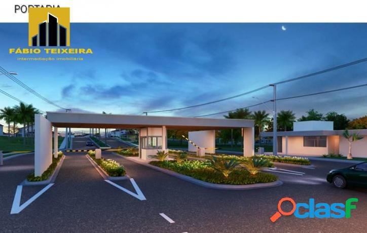 Terreno à venda, 370 m² por r$ 190.000 - guriri - cabo frio/rj
