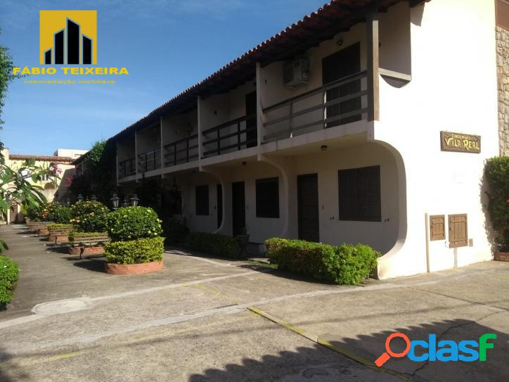 Casa com 2 dormitórios à venda por r$ 370.000 - jardim flamboyant - cabo frio/rj