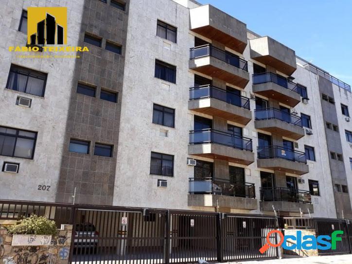 Apartamento com 2 dormitórios à venda, 80 m² por r$ 550.000 - vila nova - cabo frio/rj