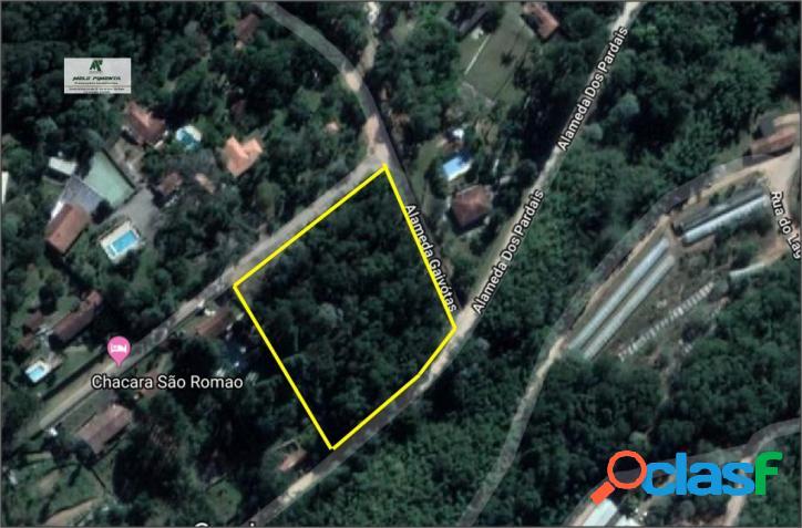 Terreno a Venda no bairro Bairro do Carmo em São Roque - SP. - 280 1