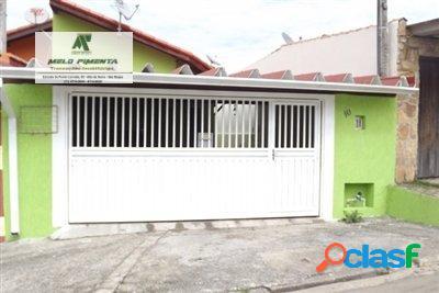 Casa a venda no bairro jardim europa em vargem grande paulista - sp. 2 banheiros, 2 dormitórios, 1 suíte, 2 vagas na garagem, 1 cozinha, sala de esta