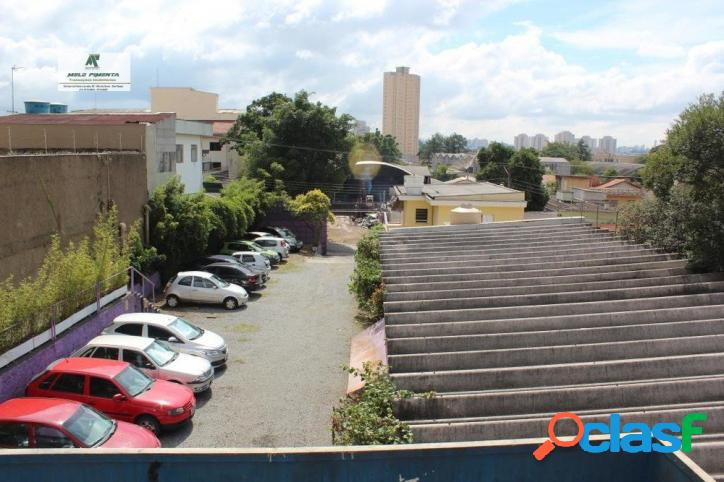 Galpão/Pavilhão para Alugar no bairro Tucuruvi em São Paulo - SP. - 204 3
