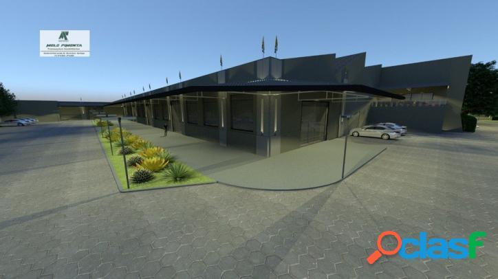 Galpão/pavilhão para alugar no bairro vila leopoldina em são paulo - sp. área de serviço, copa, lavabo, escritório. - 197