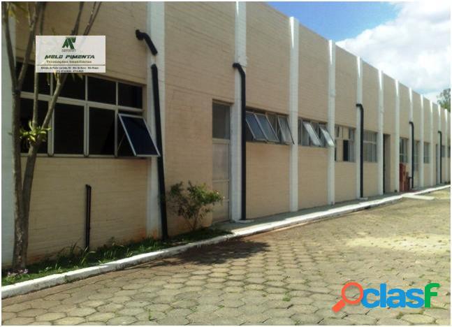 Galpão industrial armazém logístico venda e locação salto - sp