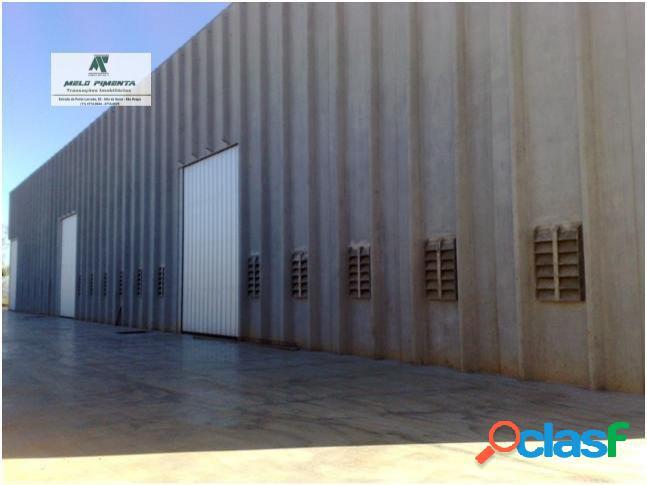 Galpão industrial a venda distrito industrial em salto - sp