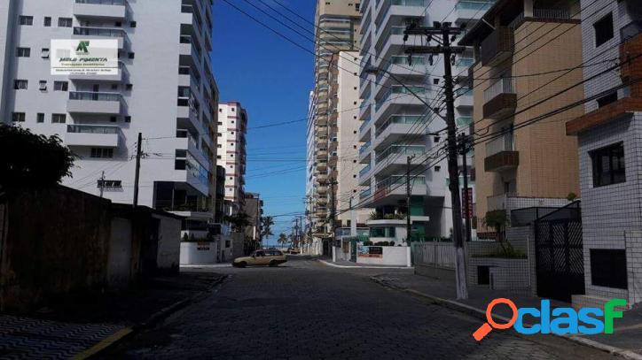 Apartamento a venda no bairro cidade ocian em praia grande - sp. 2 banheiros, 3 dormitórios, 1 suíte, 2 vagas na garagem, 1 cozinha, área de serviço,