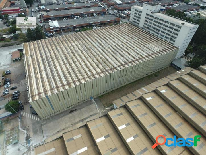 Galpão industrial e logístico são paulo vila leopoldina
