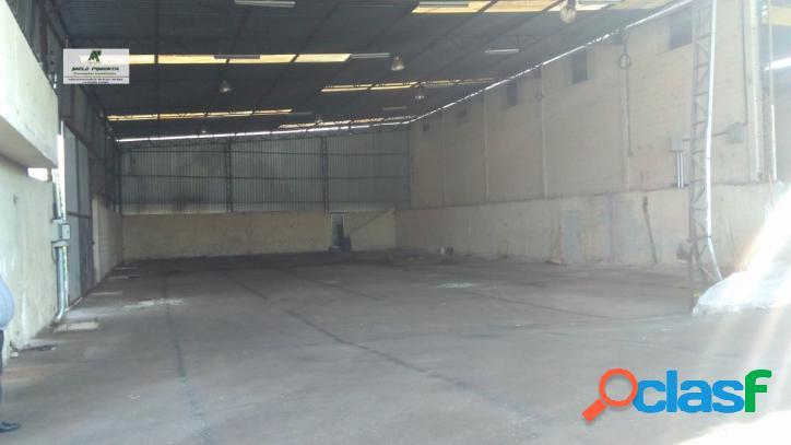 Galpão/pavilhão a venda e para alugar no bairro centro em vargem grande paulista - sp. área de serviço. - 158