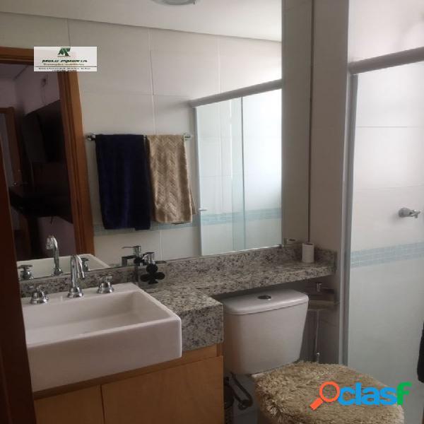 Apartamento a Venda no bairro Centro em São Roque - SP. 1 banheiro, 2 dormitórios, 2 suítes, 1 vaga na garagem, 1 cozinha, área de serviço, lavabo, 3