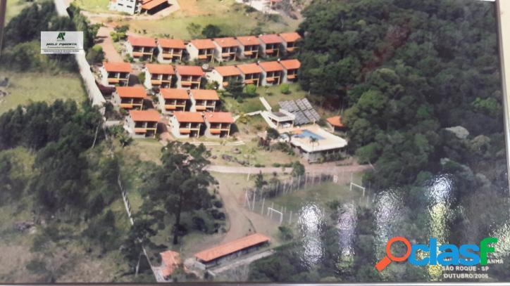 Casa a venda no bairro alto da serra em são roque - sp. 2 banheiros, 2 dormitórios, 1 suíte, 1 cozinha, área de serviço, copa, sala de estar, sala