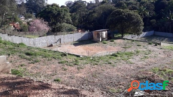 1.000m² condomínio fechado sanroqueville alto da serra