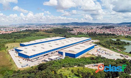Armazém galpão logistico 29.000m² bonsucesso logistics park guarulhos-sp