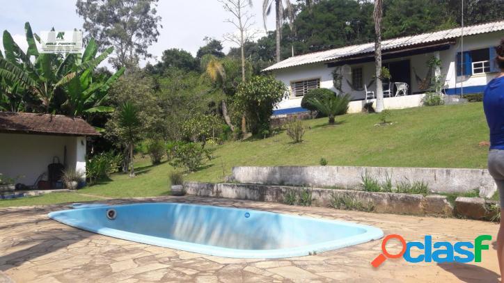 Chácara a Venda no bairro Mailasqui em São Roque - SP. 1 banheiro, 3 dormitórios, 1 suíte, 6 vagas na garagem, 1 cozinha, closet, área de serviço,