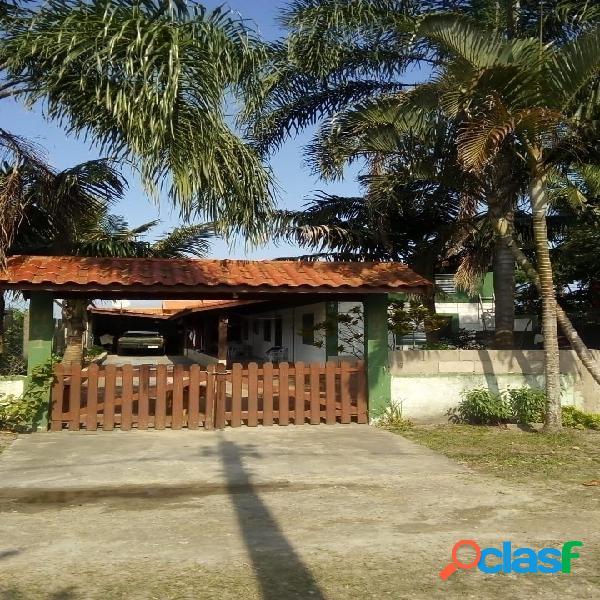 Casa 120m² a/c ilha comprida 300m da praia balneário araçá