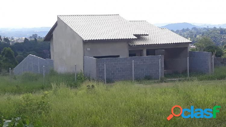 Casa 150m² 3 dormitórios/suite fase de acabamento