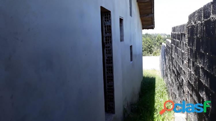 Casa 150M² 3 Dormitórios/Suite Fase de Acabamento 1