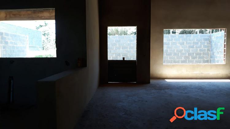 Casa 150M² 3 Dormitórios/Suite Fase de Acabamento 2