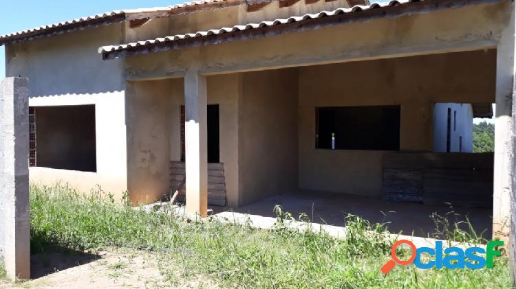 Casa 150M² 3 Dormitórios/Suite Fase de Acabamento 3