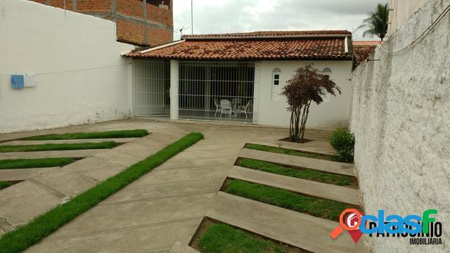 Casa residencial à venda, santa mônica, feira de santana-ba.