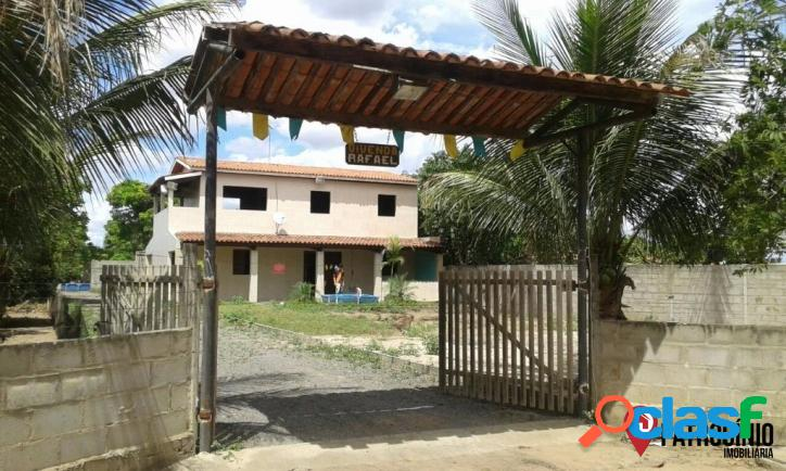 Chácara residencial à venda, centro industrial subaé, fsa-ba