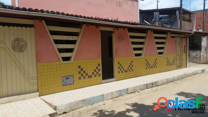 Casa residencial para locação e venda, amélia rodrigues-ba