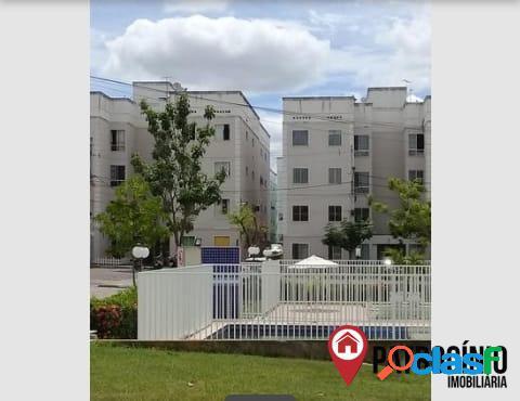 Apartamento residencial à venda, rua nova, feira de santana.