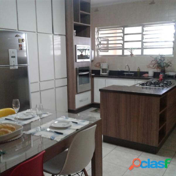 Linda casa de 220 m²/3 dormitórios/3 vagas à venda na vila prudente, sp.