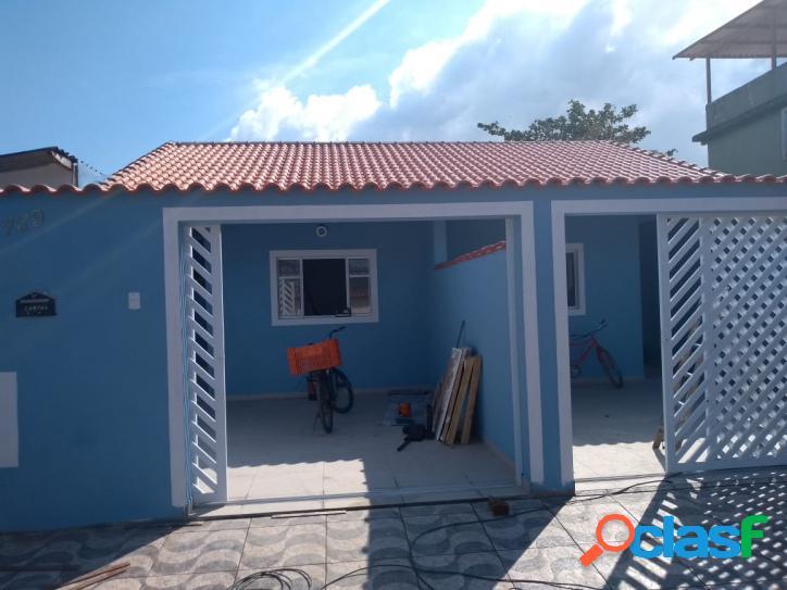 Casa nova no suarão 800m da praia local de moradores !!!