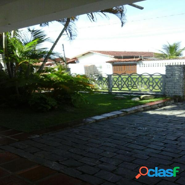Oportunidade casa em terreno inteiro lado praia itanhaém-sp