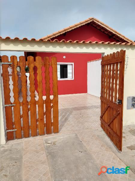 Casa nova, pronta para morar-bairro suarão