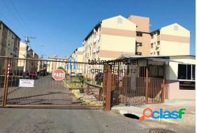 Apartamento com 2 dormitórios à venda, 44 m² por r$ 110.000 rubem berta - porto alegre/rs