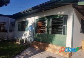 Casa com 3 dormitórios à venda, 80 m² por r$ 160.000 maringá - alvorada/rs