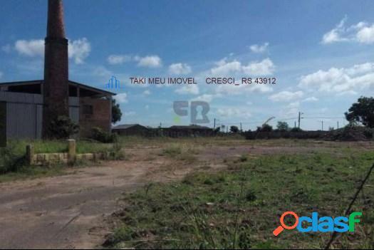 Grande área muito bem localizada para construção de prédios e ou empreendimentos 1,2 ha 1