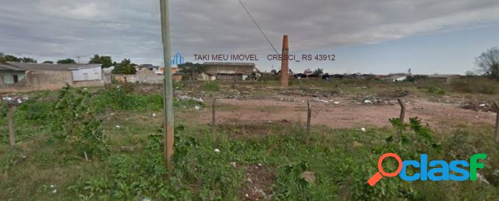Grande área muito bem localizada para construção de prédios e ou empreendimentos 1,2 ha 2