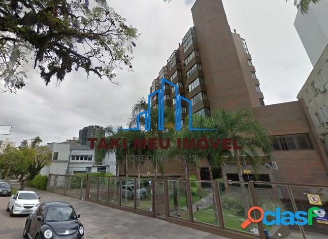 Apartamento loft à venda, de 1 quarto 1 suíte e 1 vaga ao lado do parcão em porto alegre rs.