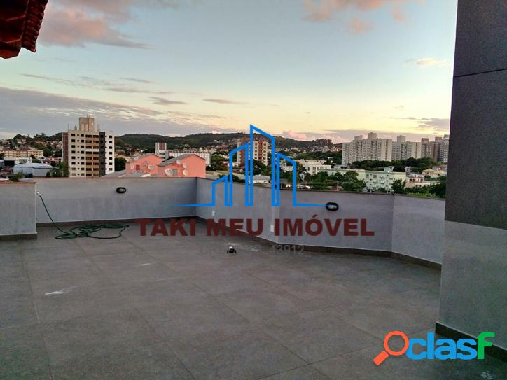 Cobertura 2 dormitórios na zona sul de porto alegre. 430.000