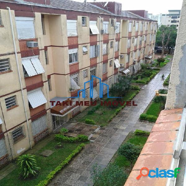 Vendo excelente apartamento 1 dormitórios muito bem localizado