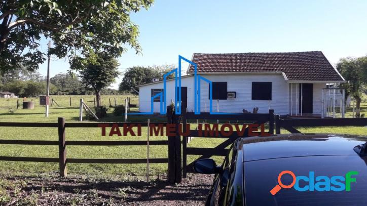 40 hectares terras próximo a venâncio aires