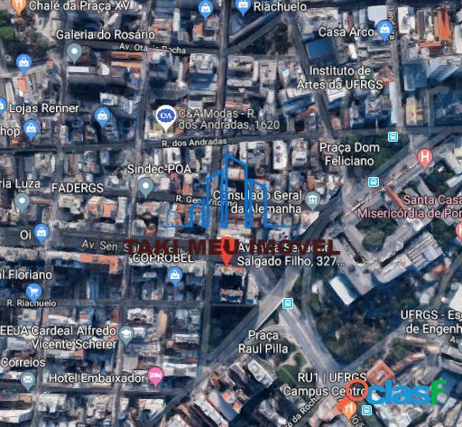 Lindo jk centro de Porto Alegre 120.000 2
