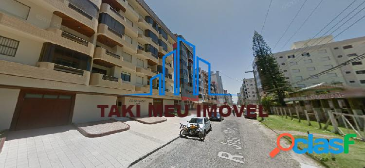 Apartamento mobiliado, prédio com elevador, vaga coberta 62m².