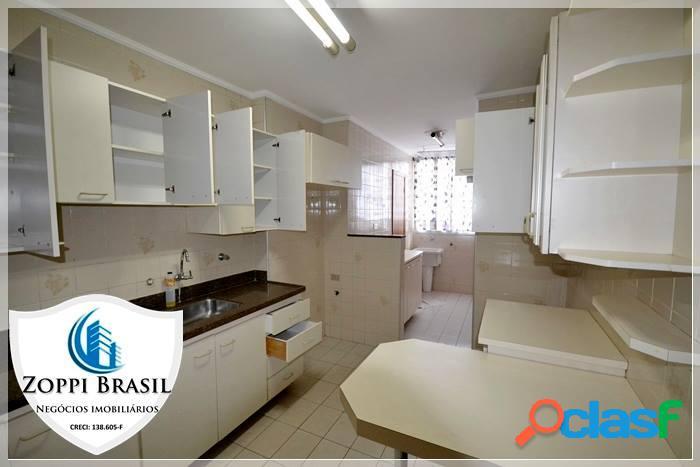 AP103 - Apartamento a venda em Americana, Bairro Centro. Aceita Fina
