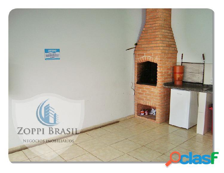 AP112 - Apartamento à Venda em Americana SP, Bairro Catharina Zanaga, 135,7