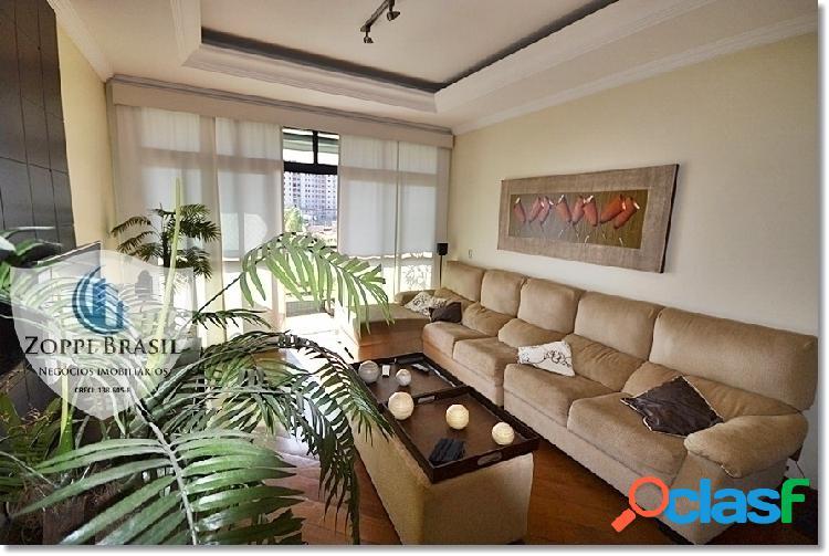 AP122 - Apartamento à Venda em Americana, Campo Limpo, ALTO PADRÃO, 247 m²