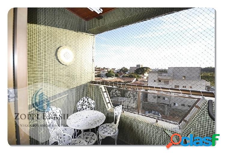AP135 - Apartamento, Venda, Americana, Vila Medon, 95 m², 3 Dormitórios, 1