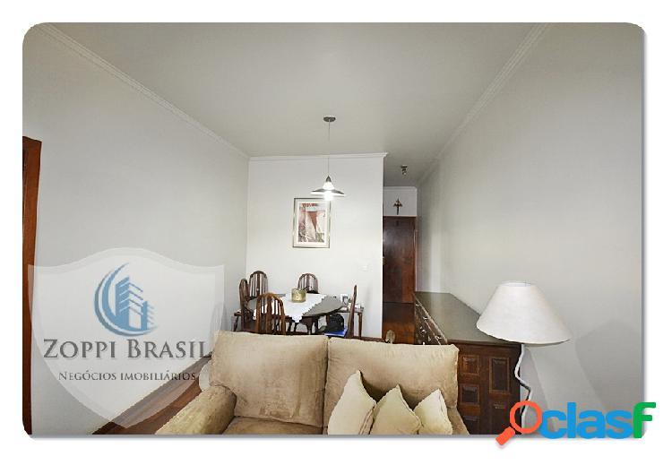 AP135 - Apartamento, Venda, Americana, Vila Medon, 95 m², 3 Dormitórios, 1 1