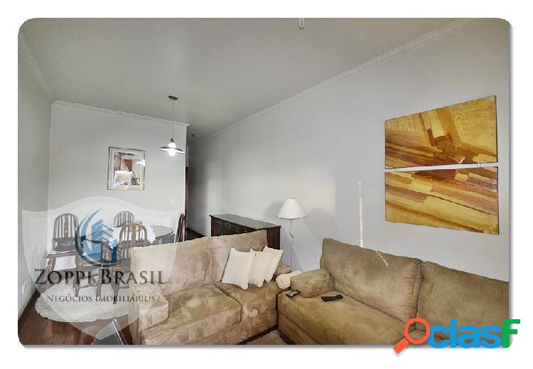 AP135 - Apartamento, Venda, Americana, Vila Medon, 95 m², 3 Dormitórios, 1 2